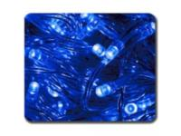 100 string blue led Christmas lights - 11.9M length