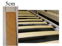 45cm x 5cm replacement bed slat