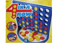 Connect 4 in a row game