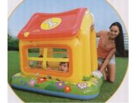 Childs paddling pool - Dog house/kennel design