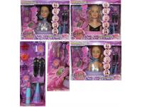 Hair designer doll set