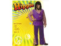Mens Hippie fancy dress- Large