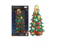 Christmas Tree window light decoration