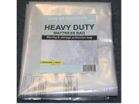 HEAVY DUTY 500 GAUGE Mattress Storage Bags 3ft single