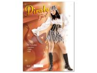 Ladies Pirate Costume - Large