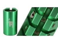 Quad 4 bolt Collar Clamp - Green