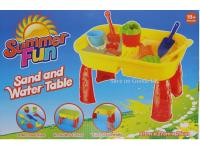 Summer fun! Kids sand and water table
