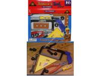 Joiners Tool Set - metal saw