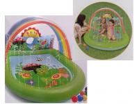 Childs water activity paddling pool